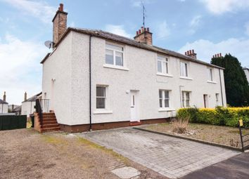 Thumbnail 3 bed flat for sale in Abbot Crescent, Perth, Perthshire