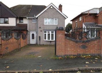 Thumbnail 3 bedroom property to rent in Pine Street WS3, Bloxwich, Walsall