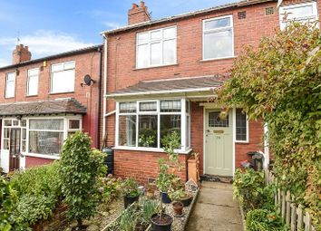 Thumbnail 3 bed terraced house for sale in Methley Grove, Chapel Allerton, Leeds