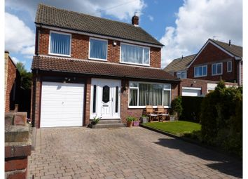 Thumbnail 4 bedroom detached house for sale in Green Lane, Morpeth