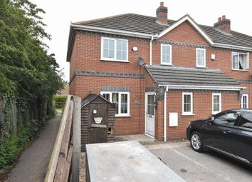 Thumbnail 3 bed terraced house for sale in Woolpack Meadows, North Somercotes, Louth