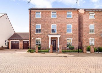 Thumbnail 5 bedroom detached house for sale in Newell Road, Stansted