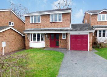 Thumbnail 4 bedroom detached house for sale in The Spinney, Borrowash, Derby