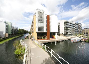 Thumbnail 2 bed flat for sale in Reliance Wharf, 2-10 Hertford Road