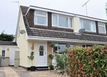Thumbnail 4 bed semi-detached house for sale in Wyndham Road, Silverton, Exeter