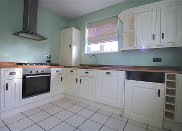 Thumbnail 3 bed flat to rent in Squirrels Heath Road, Harold Wood, Romford