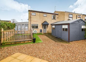 Thumbnail 3 bed end terrace house for sale in Springvale, Gayton, King's Lynn