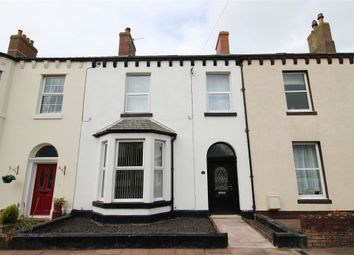 Thumbnail 5 bed terraced house for sale in Caldew Street, Silloth, Wigton, Cumbria