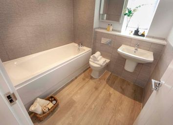 Thumbnail 3 bed semi-detached house for sale in Bawsey Court, King's Lynn