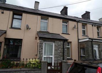Thumbnail 3 bed terraced house for sale in Caradog Place, Deiniolen, Caernarfon, Gwynedd