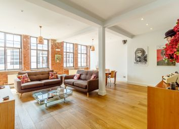 Thumbnail 3 bed flat for sale in Shepherdess Walk, London