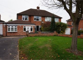 Thumbnail 4 bed semi-detached house for sale in Kelvin Road, Leamington Spa