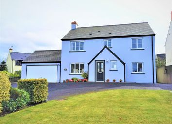 Thumbnail 3 bed detached house for sale in 15 Parc Yr Onnen, Dinas Cross, Newport
