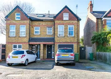 Thumbnail 4 bed semi-detached house for sale in Darell Road, Richmond, Surrey
