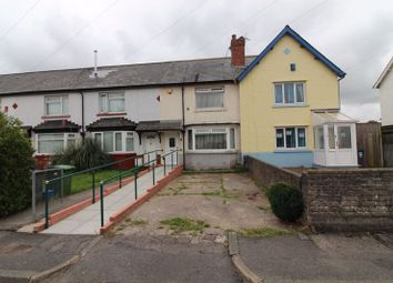 Thumbnail 2 bed terraced house for sale in Macdonald Place, Cardiff
