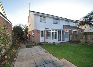 Thumbnail 4 bed semi-detached house to rent in The Mount, Ringwood, Hampshire