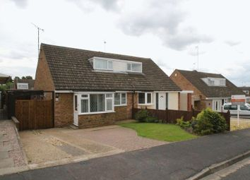 Thumbnail 3 bed semi-detached house for sale in Firs Drive, Rugby