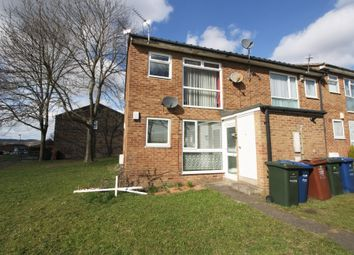 Thumbnail 1 bed flat to rent in Burnham Avenue, West Denton Park, Newcastle Upon Tyne