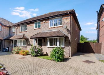 Thumbnail 3 bed semi-detached house for sale in Paddock Close, Lingfield, Surrey