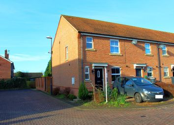 Thumbnail 3 bed end terrace house for sale in St. Marys Walk, Hambleton, Selby