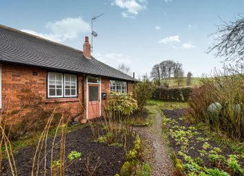 Thumbnail 1 bed bungalow to rent in Maer, Newcastle-Under-Lyme