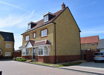 Thumbnail 5 bed detached house for sale in Kingfisher Road, Evercreech, Shepton Mallet