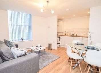 Thumbnail 1 bedroom flat for sale in Apartment 7, 6-10 St Marys Court, Millgate, Stockport, Cheshire