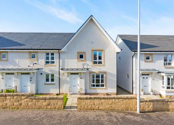 Thumbnail 3 bedroom end terrace house for sale in Easter Langside Drive, Dalkeith