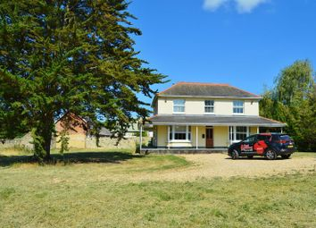 Thumbnail 4 bed detached house to rent in Mill Lane, Binfield, Newport