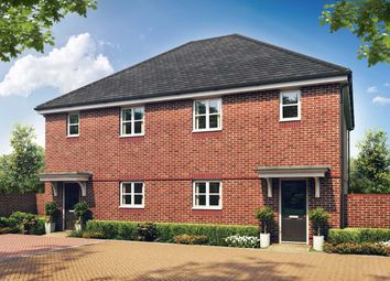 Thumbnail 3 bed semi-detached house for sale in The Bates, The Farthings, Randalls Road, Leatherhead, Surrey