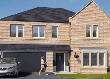 "Thumbnail 5 bed detached house for sale in ""The Kirkham"" at Harrogate Road, Apperley Bridge"