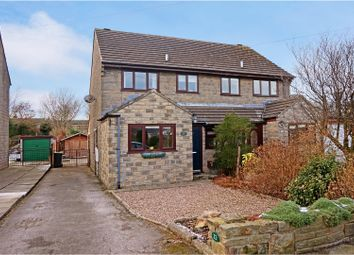 Thumbnail 3 bed semi-detached house for sale in Scholes Moor Road, Scholes, Holmfirth