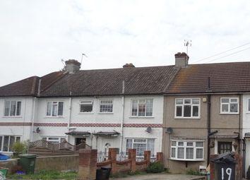 Thumbnail 3 bedroom terraced house to rent in Rutland Way, Orpington, London