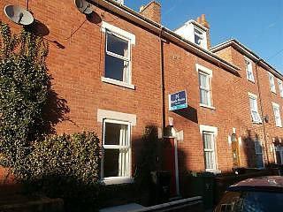 Thumbnail 1 bed terraced house to rent in Northfield Street, Worcester