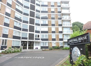 Thumbnail 1 bed flat to rent in Furze Hill House, Furze Hill, Hove
