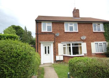 Thumbnail 2 bed maisonette for sale in Offas Way, Wheathampstead, St. Albans, Hertfordshire