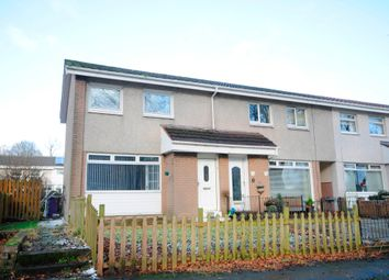 Thumbnail 2 bed end terrace house for sale in Berriedale Avenue, Baillieston, Glasgow