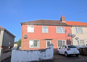 Thumbnail 3 bed flat for sale in Downside Avenue, Eggbuckland, Plymouth, Devon