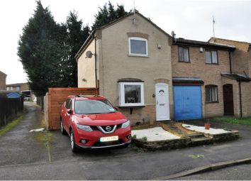 Thumbnail 2 bed end terrace house for sale in Moore Road, Leicester
