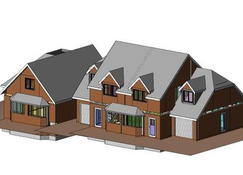 Thumbnail 3 bed semi-detached house for sale in Greenmore, Woodcote