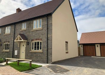 3 bed semi-detached house for sale in High Street, Sparkford, Yeovil BA22