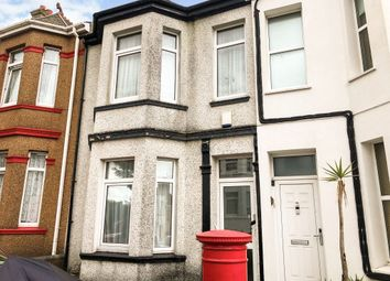 3 bed terraced house for sale in Warleigh Avenue, Keyham, Plymouth PL2