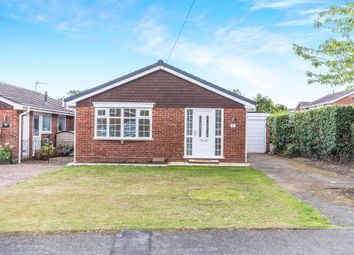 Thumbnail 2 bedroom detached bungalow for sale in Jacomb Road, Lower Broadheath, Worcester