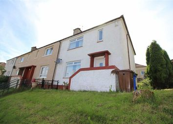 Thumbnail 3 bed end terrace house for sale in Pembroke Road, Greenock, Renfrewshire