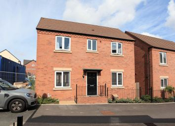 Thumbnail 3 bed detached house for sale in Lineton Close, Lawley, Telford