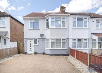 Thumbnail 3 bed maisonette for sale in Manor Road, Harrow, Middlesex