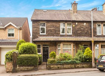 Thumbnail 3 bed terraced house for sale in Whitcliffe Road, Gomersal, Cleckheaton