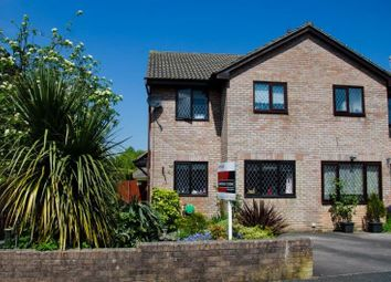 Thumbnail 3 bed semi-detached house for sale in De Wallingford Close, Ysbytty Fields, Abergavenny