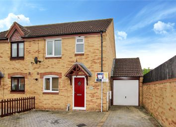 3 bed semi-detached house to rent in Gaynor Close, Abbey Meads, Swindon SN25