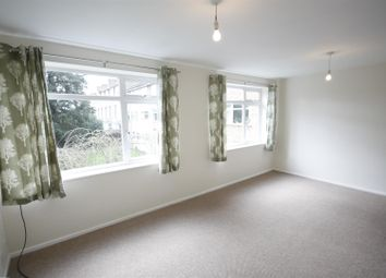 Thumbnail 2 bed flat to rent in Milverton Crescent West, Leamington Spa